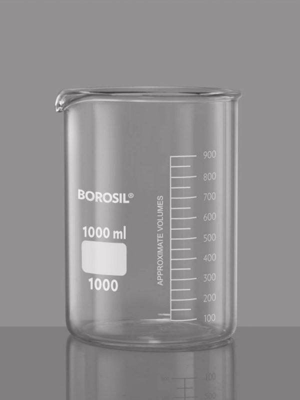Borosil Beher 1000ml