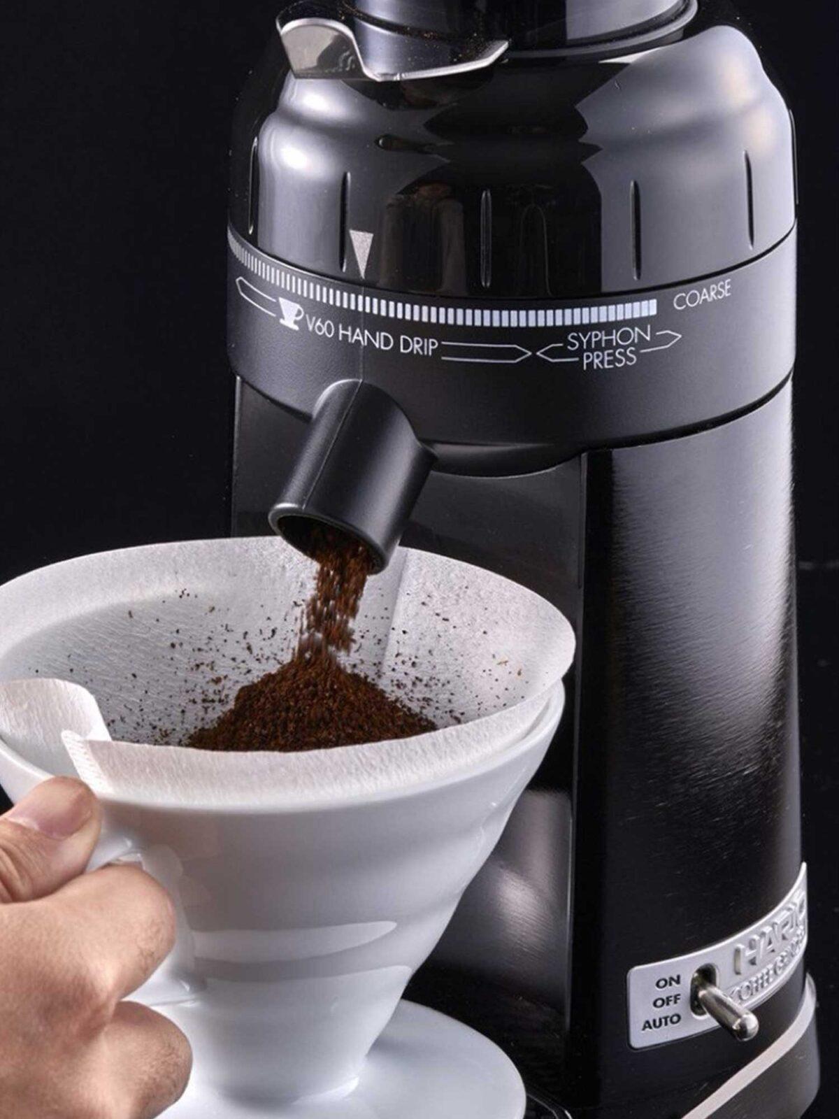 V60 Elektrikli Kahve Değirmeni